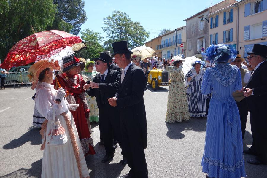 Fête Giens 1900 à Hyères - 3