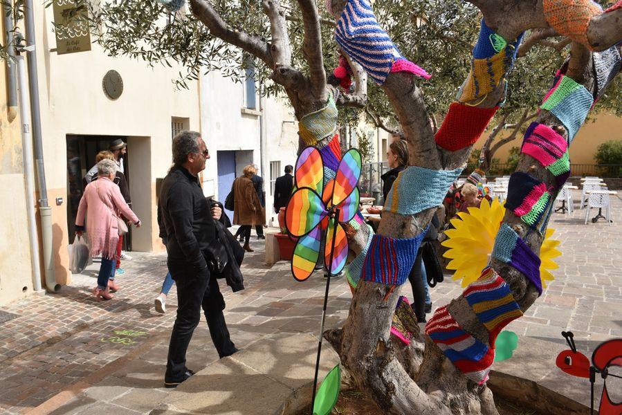 Parcours des arts en fête à Hyères - 0