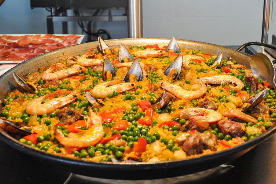 Repas dansant «Paella» avec Dj à Saint-Mandrier-sur-Mer - 0