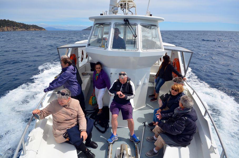 Circuit en bateau autour des îles : larguez les amarres ! à Hyères - 3