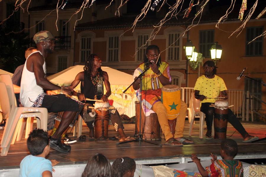 Annulé : Un Visa pour le Soleil d'Afrique à Ollioules - 1