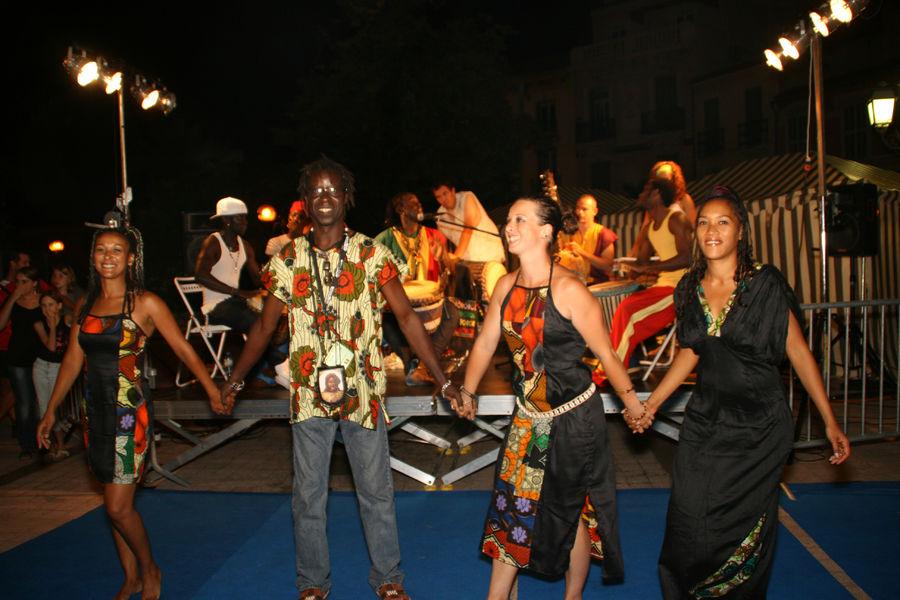 Annulé : Un Visa pour le Soleil d'Afrique à Ollioules - 2