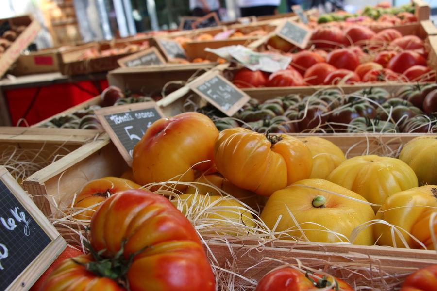 Marché de Provence du cours Lafayette (alimentaire & non alimentaire) à Toulon - 1