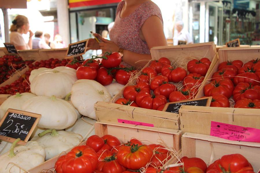 Marché de Provence du cours Lafayette (alimentaire & non alimentaire) à Toulon - 2