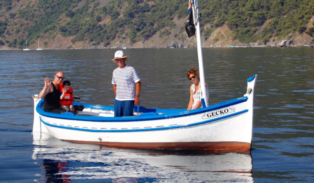Balade en mer en pointus à La Seyne-sur-Mer - 0