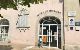 Entrée extérieure Office de Tourisme Toulon