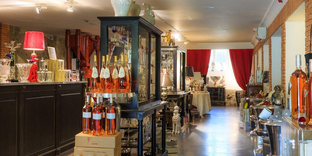 Visite dégustation princière au château de La Clapière à Hyères - 0