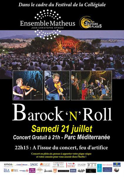 Festival de la Collégiale – Barock'n'Roll à Six-Fours-les-Plages - 0