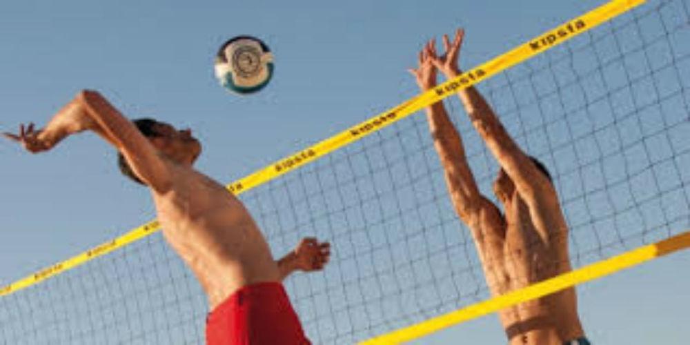 Tournoi de beach volley à Saint-Mandrier-sur-Mer - 0