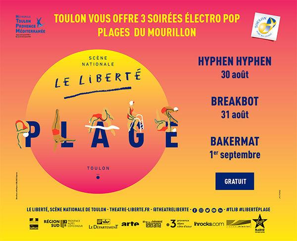 Le Liberté Plage à Toulon - 0
