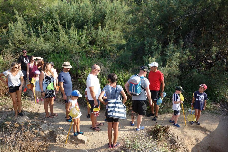 Les petits explorateurs du littoral (visite guidée spécial enfants) à Hyères - 3