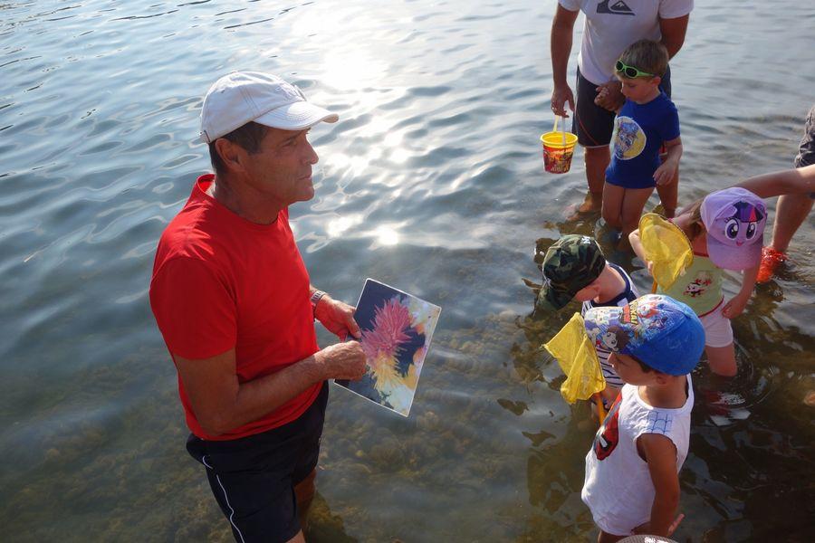 Les petits explorateurs du littoral (visite guidée spécial enfants) à Hyères - 6