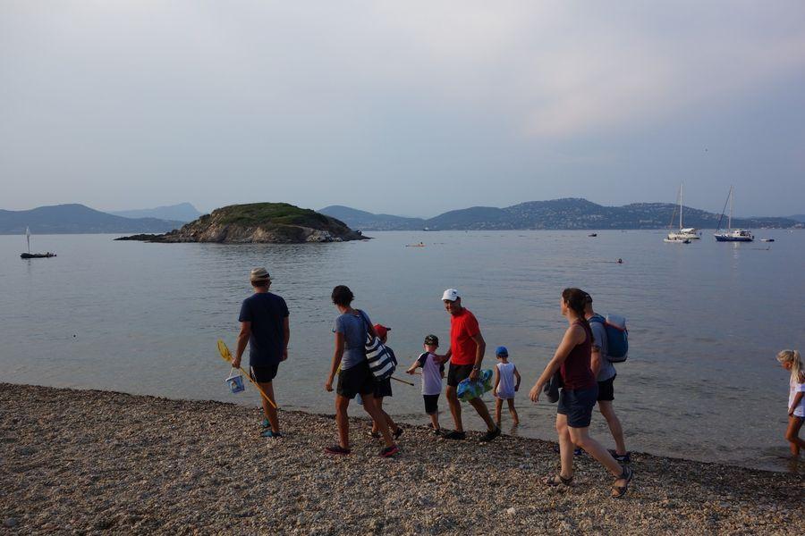 Les petits explorateurs du littoral (visite guidée spécial enfants) à Hyères - 10