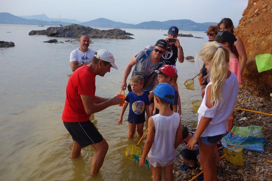 Les petits explorateurs du littoral (visite guidée spécial enfants) à Hyères - 13