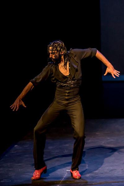 «Desplante» par Eduardo Guerrero dans le cadre des nuits flamencas à Ollioules - 1