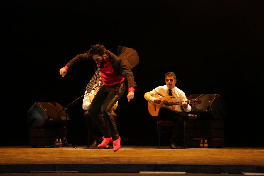 «Desplante» par Eduardo Guerrero dans le cadre des nuits flamencas à Ollioules - 2