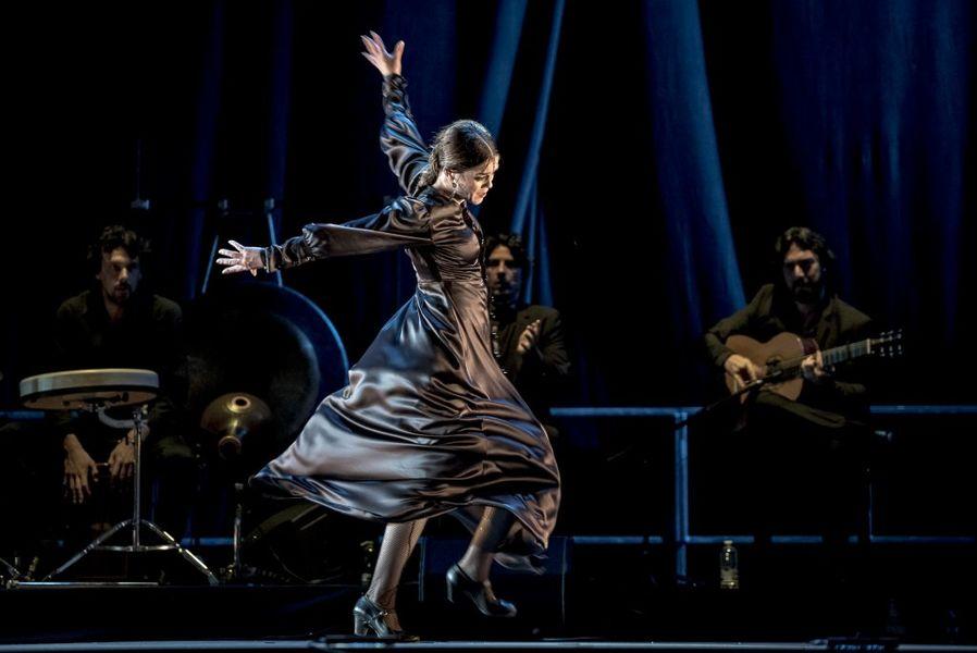 «Catedral» par Patricia Guerrero dans le cadre des nuits flamencas à Ollioules - 0