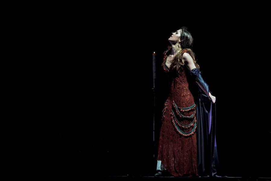 «Catedral» par Patricia Guerrero dans le cadre des nuits flamencas à Ollioules - 2