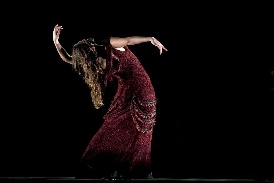 «Catedral» par Patricia Guerrero dans le cadre des nuits flamencas à Ollioules - 3
