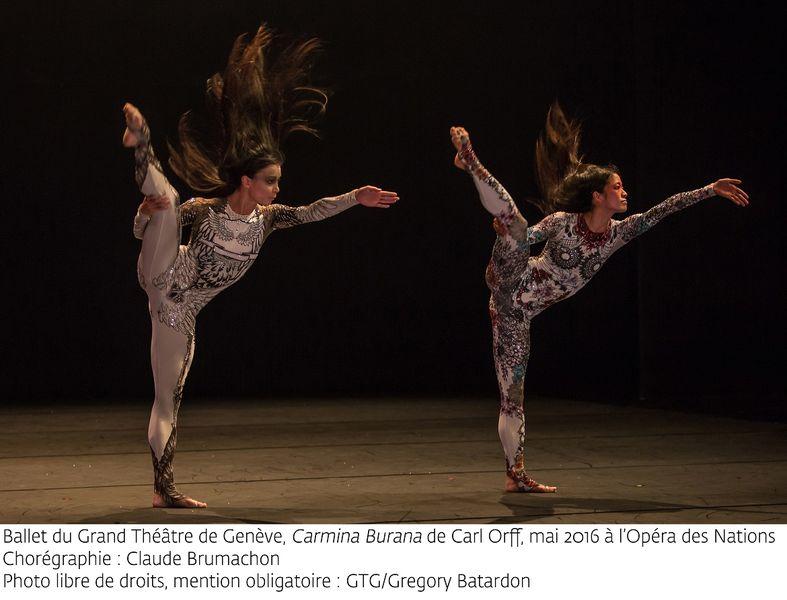 «Carmina Burana» par le Ballet du Grand Théâtre de Genève à Ollioules - 3