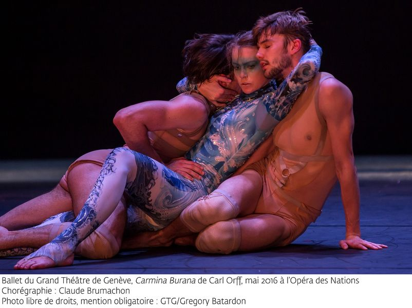 «Carmina Burana» par le Ballet du Grand Théâtre de Genève à Ollioules - 4