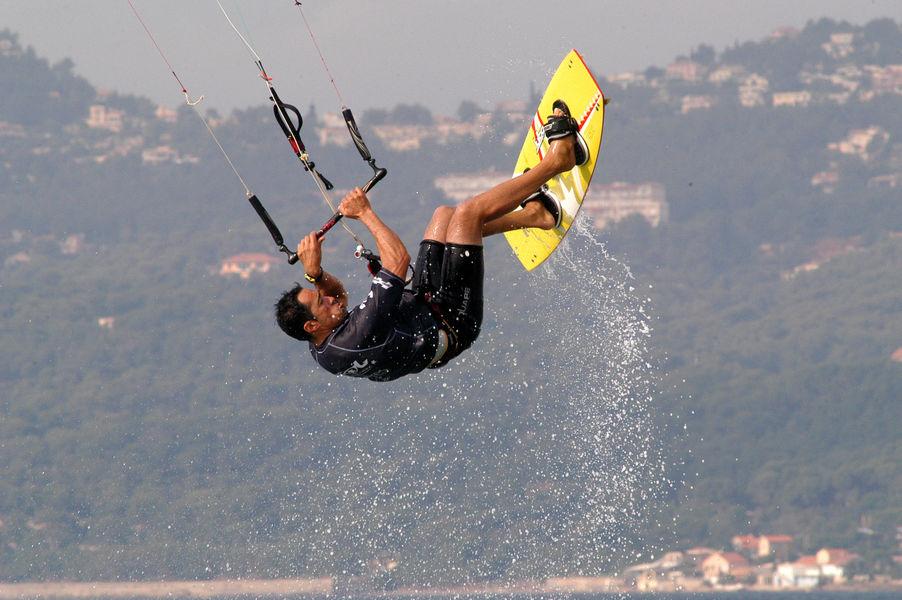 Freestyle Strapless Contest à Hyères - 3