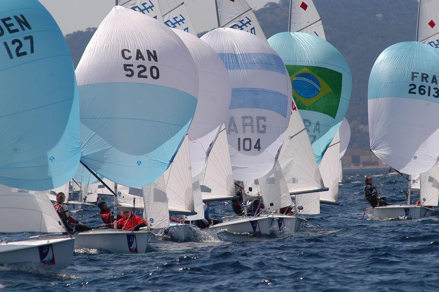 Semaine Olympique de Voile Française à Hyères - 1