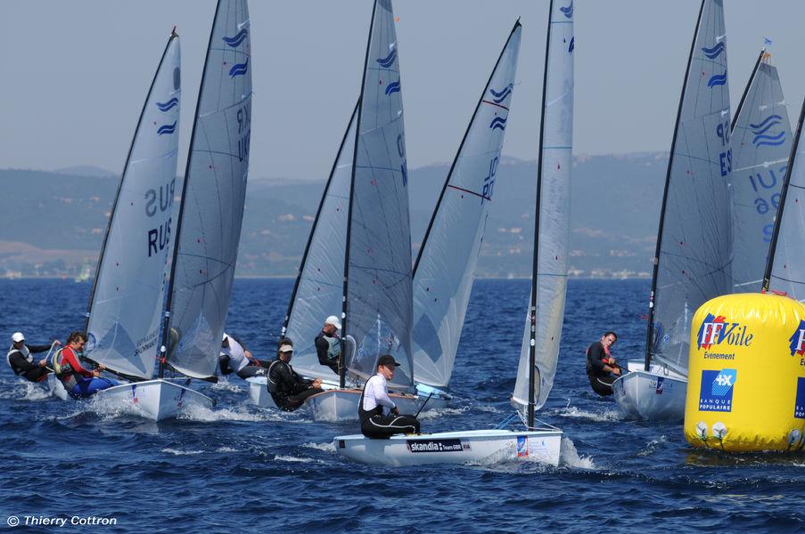 Semaine Olympique de Voile Française à Hyères - 10