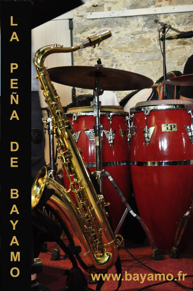 La Peña de Bayamo : concert cubain à La Seyne-sur-Mer - 0