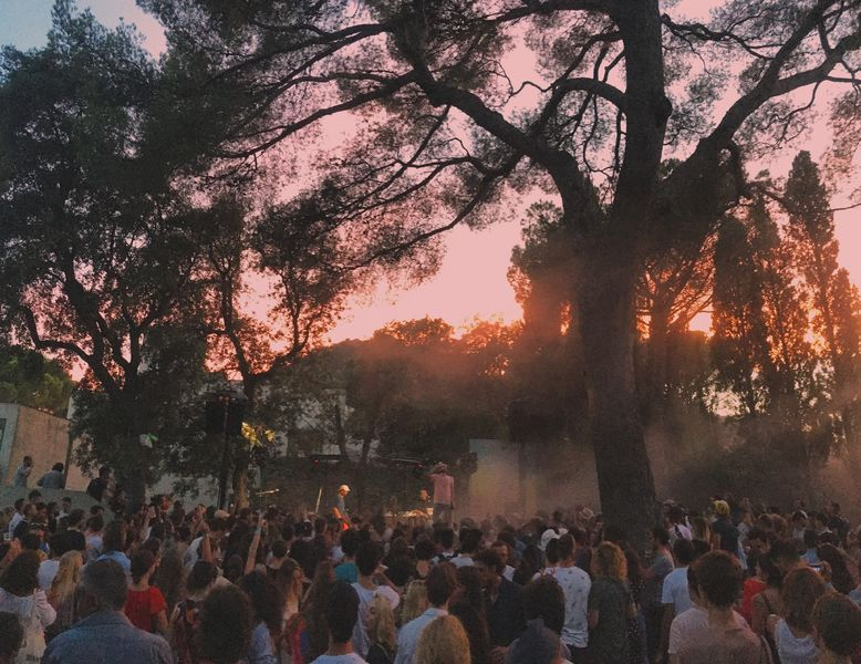 Midi Festival à Hyères - 1
