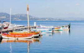 Port de la Madrague Hyères