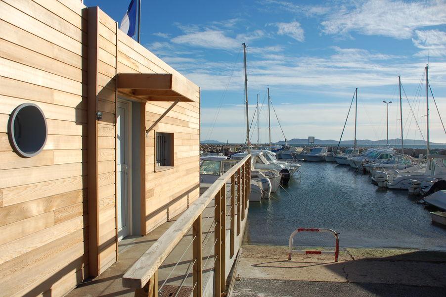 Port de La Capte à Hyères - 1