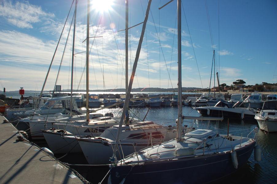 Port de La Capte à Hyères - 3