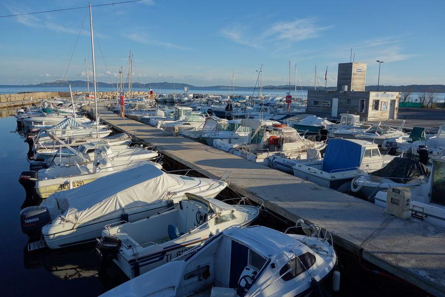 Port de La Capte à Hyères - 2