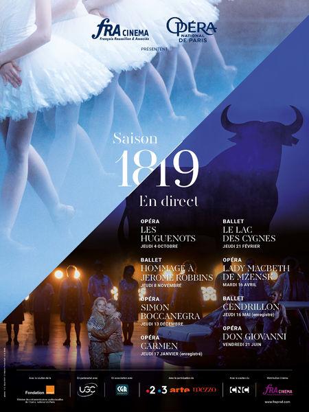 L'Opéra de Paris en direct : opéra «Don Giovanni» à Six-Fours-les-Plages - 0