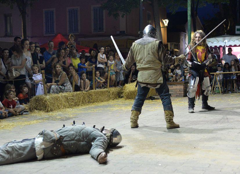 Nocturnes Médiévales à La Garde - 3