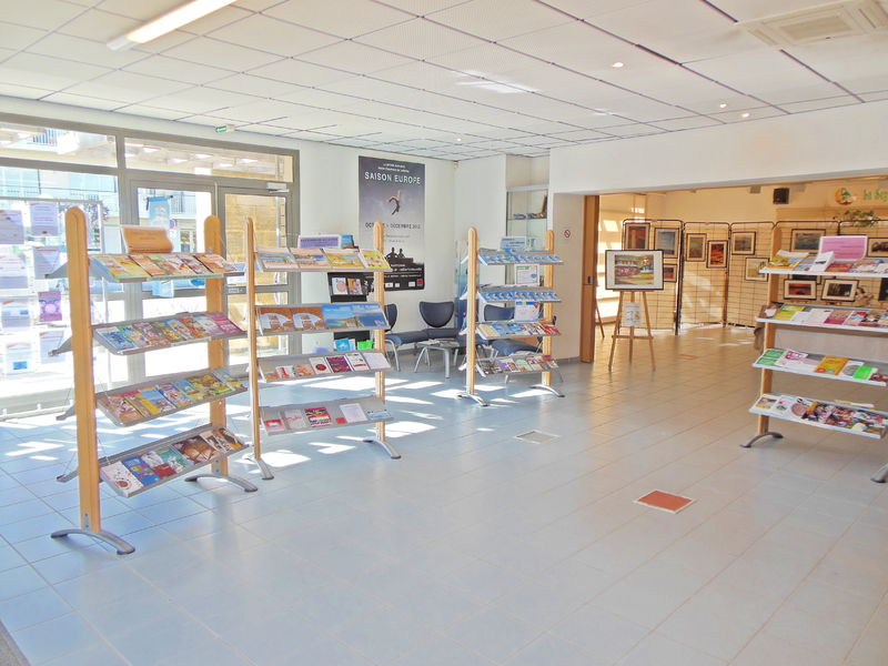 Office de Tourisme de La Seyne sur mer – Les Sablettes à La Seyne-sur-Mer - 3
