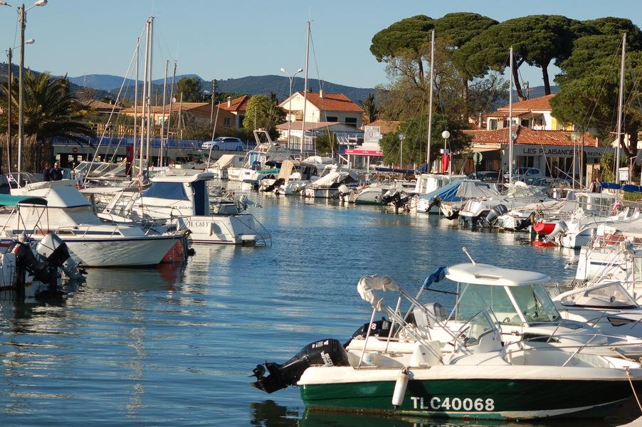 Port de l'Ayguade à Hyères - 0