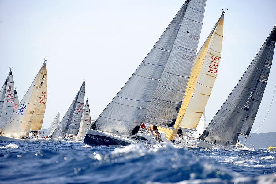 Porquerolle's race à Hyères - 0