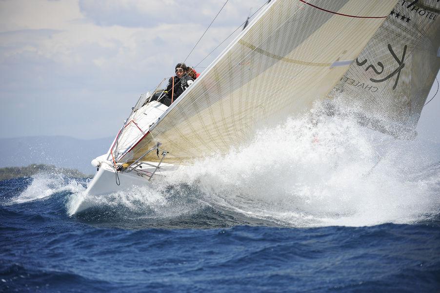 Porquerolle's race à Hyères - 2