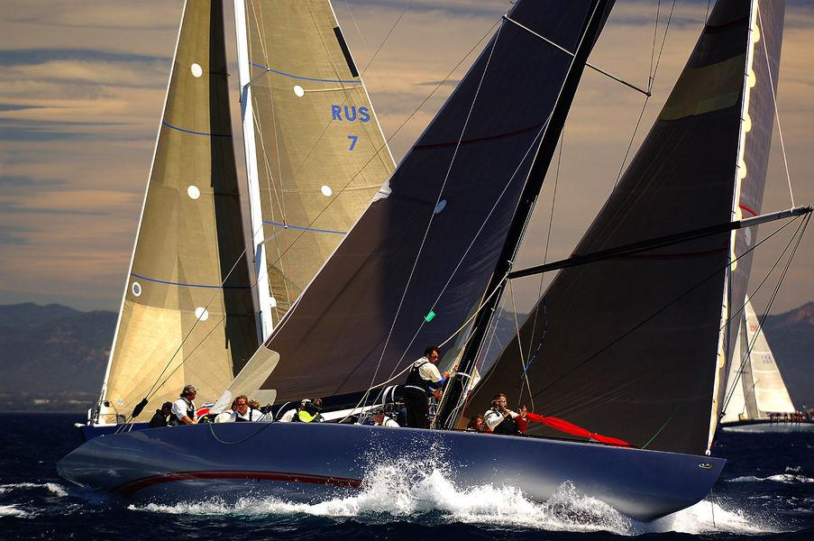 Porquerolle's race à Hyères - 5