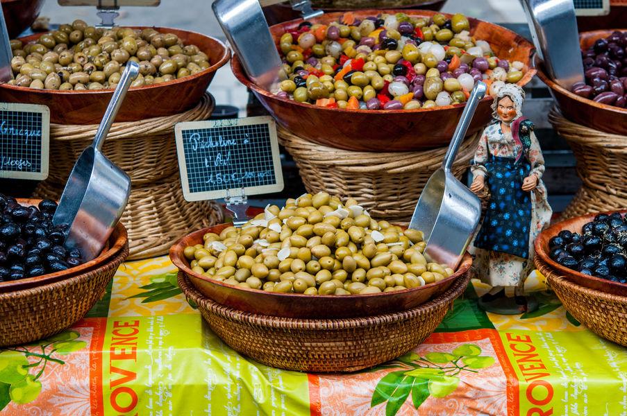 Grand marché à Saint-Mandrier-sur-Mer - 0