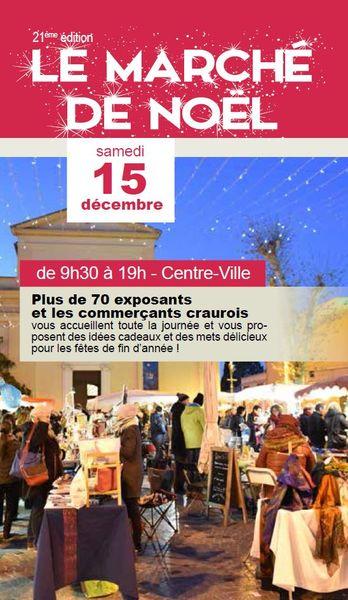 Marché de Noel à La Crau - 0