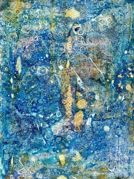 Exposition art abstrait, DAGOU à Hyères - 0