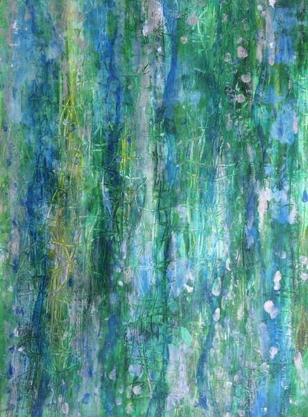 Exposition art abstrait, DAGOU à Hyères - 5