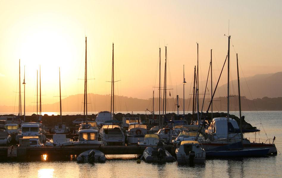 Le port des Oursinières à Le Pradet - 3