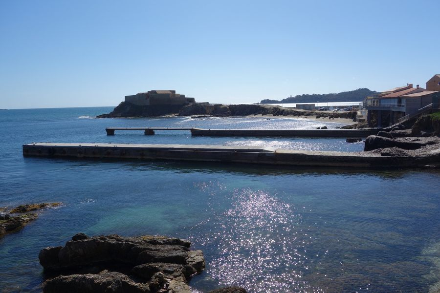 Sentier marin archéologique des amphores à Hyères - 1