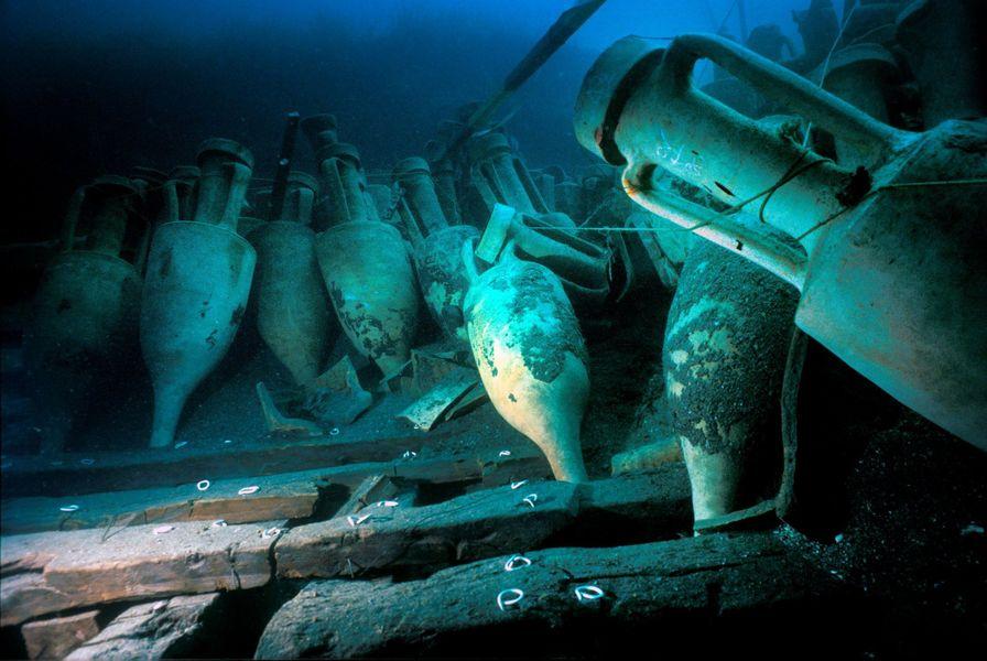 Sentier marin archéologique des amphores à Hyères - 2