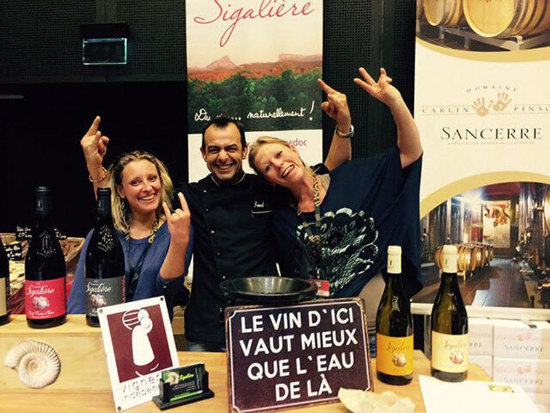 Salon esprit du vin et de la gastronomie à La Seyne-sur-Mer - 1