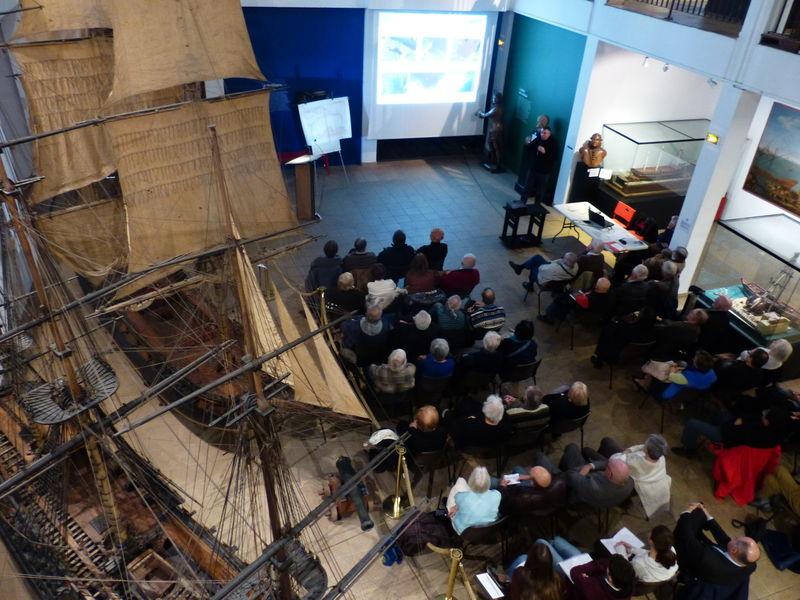 Conférence – Les débuts de la construction navale moderne sous l'Ancien Régime (1670-1700) à Toulon - 0